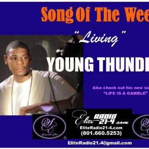 SONG OF THE WEEK- YOUNG THUNDER.JPG